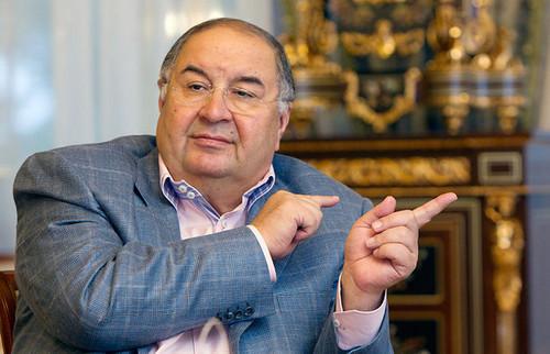 Усманов хочет купить 67% акций Арсенала