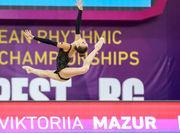 Украинки не сумели завоевать медали на чемпионате Европы
