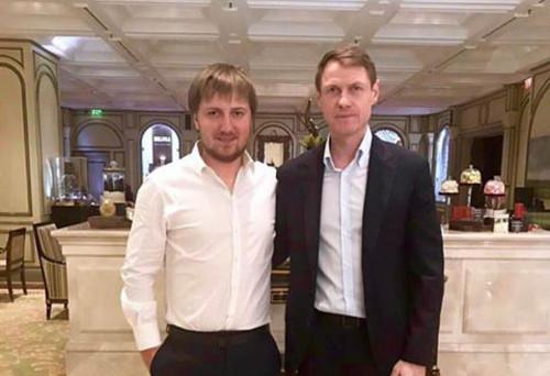 Вадим ШАБЛИЙ: «Кононов - один из сильнейших тренеров современности»
