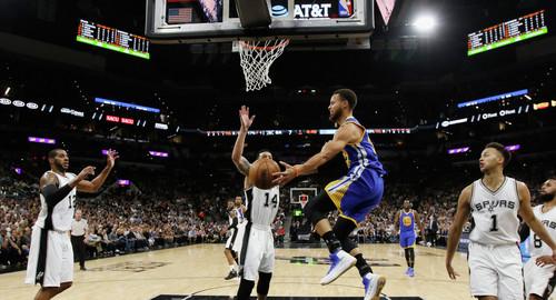 Голден Стэйт установил рекорд НБА по числу побед в плей-офф подряд