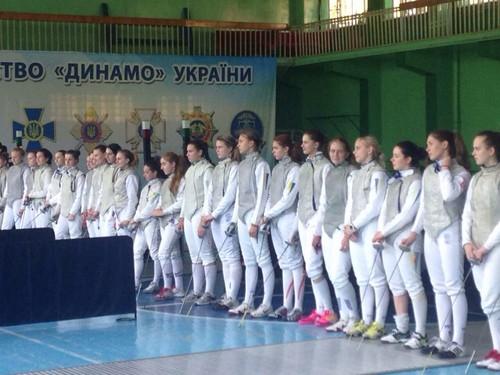 У Львові урочисто розпочався чемпіонат України з фехтування на рапірах