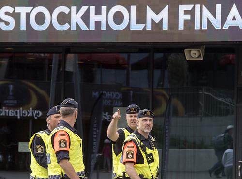 Меры безопасности на финале Лиги Европы останутся прежними