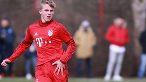 Гетце-младший подписал контракт с Баварией