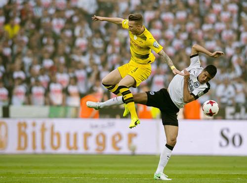 Дортмундская Боруссия завоевала Кубок Германии