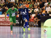 Мовистар Интер всухую обыграл Магну Гурпеа и вышел в финал плей-офф