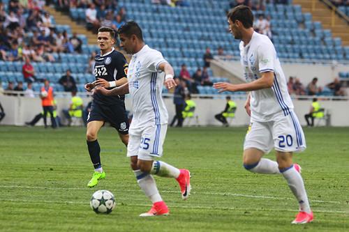 Черноморец проигрывает Динамо и остается без Лиги Европы