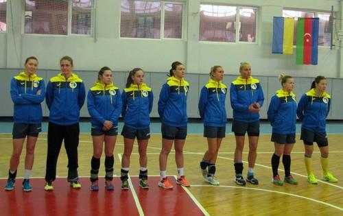 Склад жіночої збірної на матчі плей-офф відбору чемпіонату світу