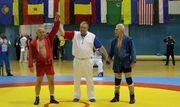 Украинцы завоевали 23 медали на ЧМ по самбо среди мастеров