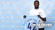 Яя Туре продлил контракт с Манчестер Сити