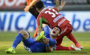 Малиновский получил повреждение в матче с Остенде