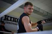 Денис БЕРИНЧИК: «Смешанными единоборствами интересуюсь лет пять»
