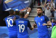 ТМ. Франция разгромила Парагвай