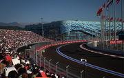 Гран-при России планируется перенести с весны на осень