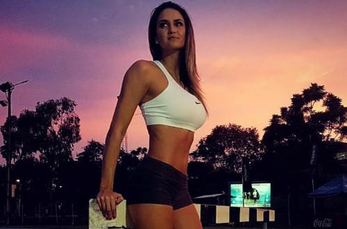 Сексуальные спортсменки россиянки
