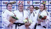 Українські дзюдоїсти виграли 6 медалей на турнірі в Бухаресті