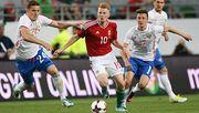Венгрия — Россия — 0:3. Видеообзор матча