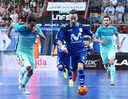 Пако Седано, что стена: Барселона Ласса выигрывает первый матч финала
