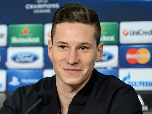 Дракслер будет капитаном сборной Германии на Кубке Конфедераций
