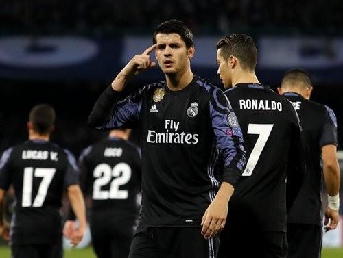 Манчестер Юнайтед предлагает за Морату €69 миллионов