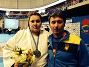 Василина Кириченко розповіла про своє срібло на Кубку Європи