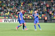 Группа F. Литва уступила Словакии