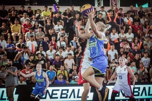 Баскетбол 3х3 включен в программу Олимпийских Игр