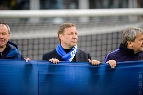 Юрий Калитвинцев стал лучшим тренером ФНЛ
