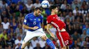 Группа G. Италия разгромила Лихтенштейн, Испания обыграла Македонию