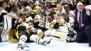 Питтсбург второй раз подряд выиграл Кубок Стэнли