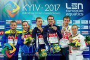 Украинцы Кесарь и Горшковозов выиграли серебро на ЧЕ по прыжкам в воду