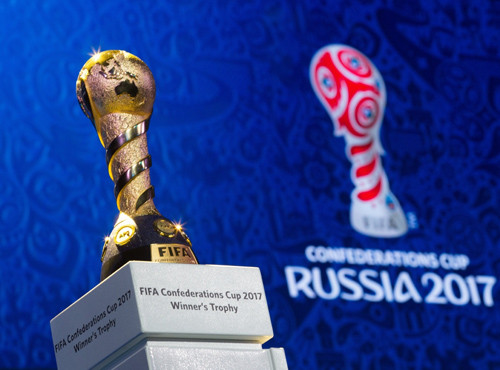 Украинские каналы не покажут Кубок конфедераций