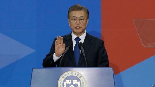 Президент Южной Кореи предложил КНДР совместно провести ЧМ-2030