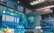 Кесар/Олиферчук - серебряные призеры ЧЕ по прыжкам в воду