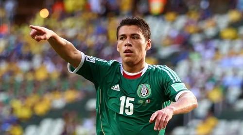 ОФИЦИАЛЬНО: Рома подписала капитана сборной Мексики Морено