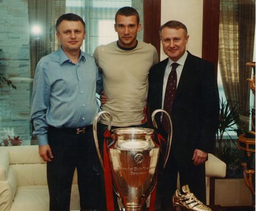 15 лет назад президентом Динамо Киев стал Игорь Суркис