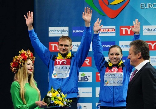 Долгов и Горшковозов принесли Украине золото на чемпионате Европы