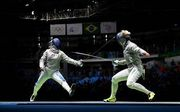 Украина завоевала серебро чемпионата Европы в командной шпаге