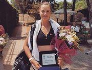 Анастасия Васильева проиграла финал турнира в Падуе