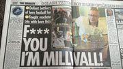 В Швеции выпустили пиво «Пошли на ***, я за Миллуолл»