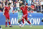 Россия — Португалия — 0:1. Видеообзор матча