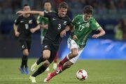 Мексика — Новая Зеландия — 2:1. Видеообзор матча