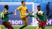 Камерун — Австралия — 1:1. Видеообзор матча