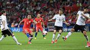 Германия — Чили — 1:1. Видеообзор матча