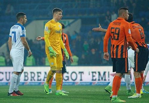 Андрей Лунин третий раз кряду стал игроком месяца U-19 в Украине