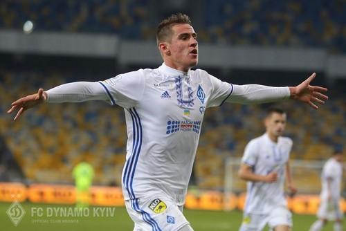 Беседин признан лучшим игроком Украины U-21 в мае