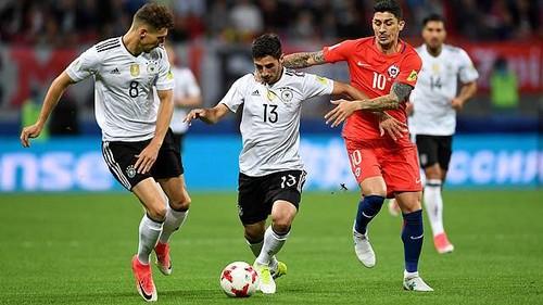 Кубок Конфедераций. Германия и Чили сильнейшего не выявили