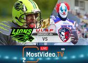 Львы - Джокеры. Видео LIVE