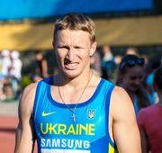 Смелик завоював перше місце в бігу на 200 метрів на командному ЧЄ