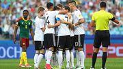 Кубок Конфедераций. Германия обыграла Камерун и вышла в полуфинал