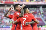 Кубок Конфедераций. Сборная Чили сыграла вничью с Австралией